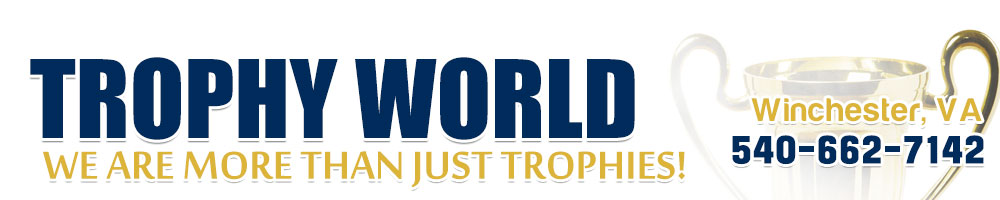 Trophies in Winchester, VA: Trophy World